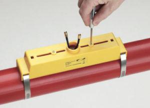 U1000 Ultrasonic Clamp On Flow Meter
