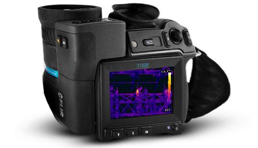 Flir T Series Camera