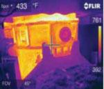 Flir A310 Thermal Image